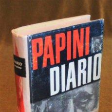 Libros de segunda mano: DIARIO,GIOVANNI PAPINI,EDITORIAL MATEU,1964.. Lote 193571902