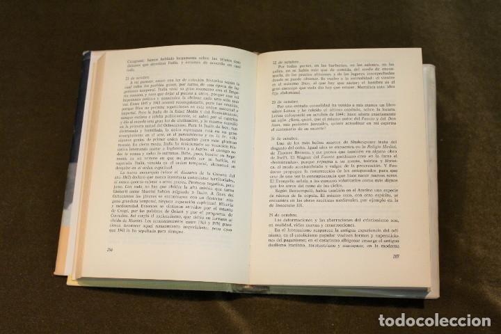 Libros de segunda mano: Diario,Giovanni Papini,Editorial Mateu,1964. - Foto 3 - 193571902