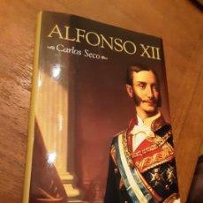Libros de segunda mano: ALFONSO XII . CARLOS SECO . ARIEL 1.ª EDICIÓN MARZO 2007. Lote 194234680
