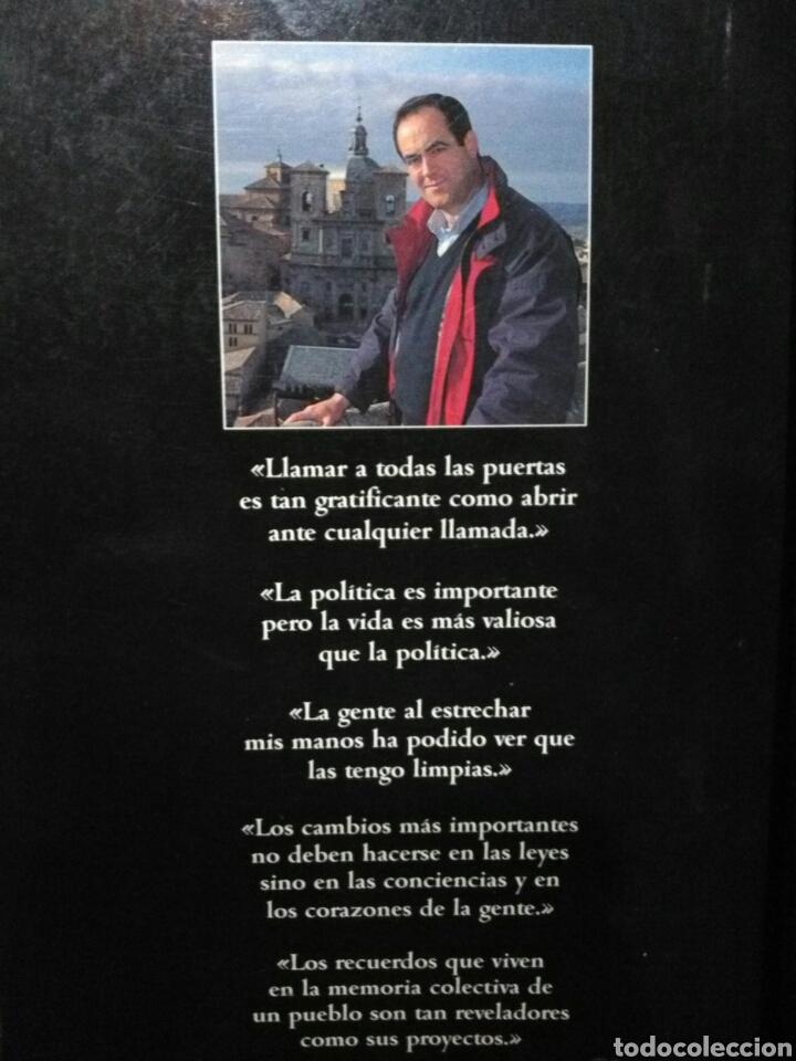 Libros de segunda mano: JOSÉ BONO DE CERCA.FIRMADO. - Foto 2 - 194242522