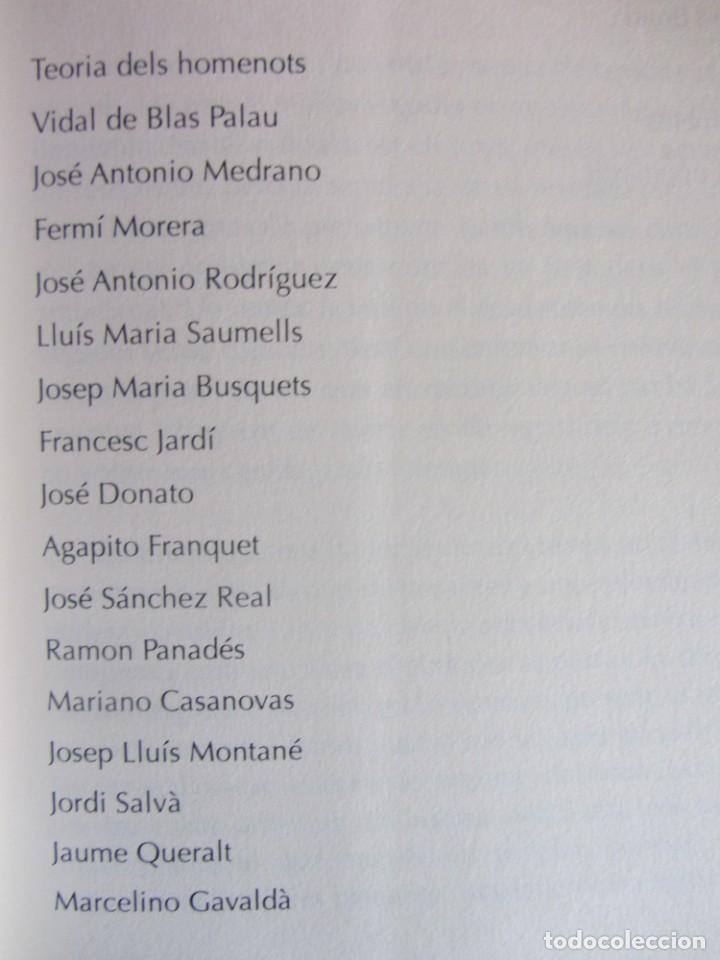 Libros de segunda mano: HOMENOTS DE TARRAGONA. BIOGRAFIES MÍNIMES. JOAN ANTONI DOMÈNECH. ED. TOCAR FERRO. 2014 - Foto 2 - 194244110