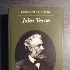Libros de segunda mano: JULES VERNE HERBERT LOTTMAN, ANAGRAMA. Lote 194247682