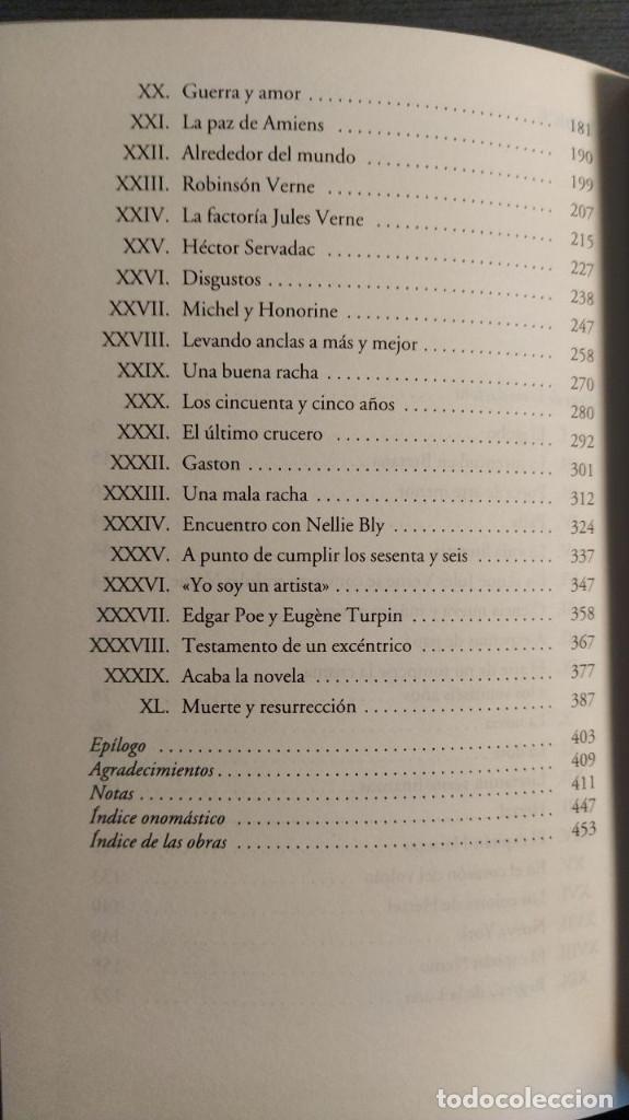 Libros de segunda mano: Jules Verne Herbert Lottman, Anagrama - Foto 3 - 194247682