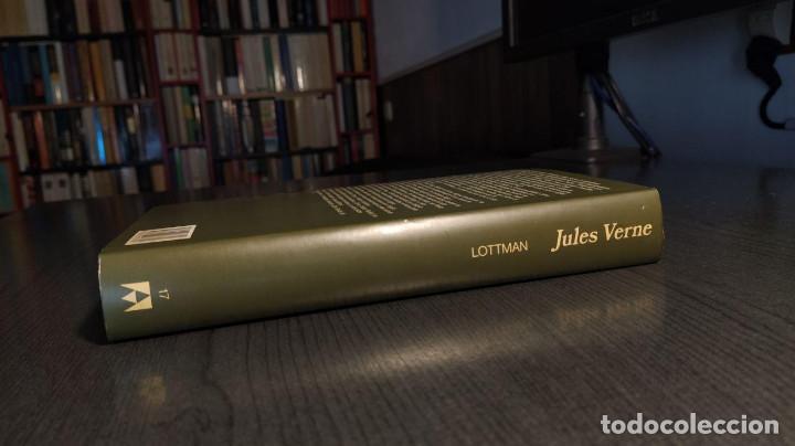 Libros de segunda mano: Jules Verne Herbert Lottman, Anagrama - Foto 7 - 194247682