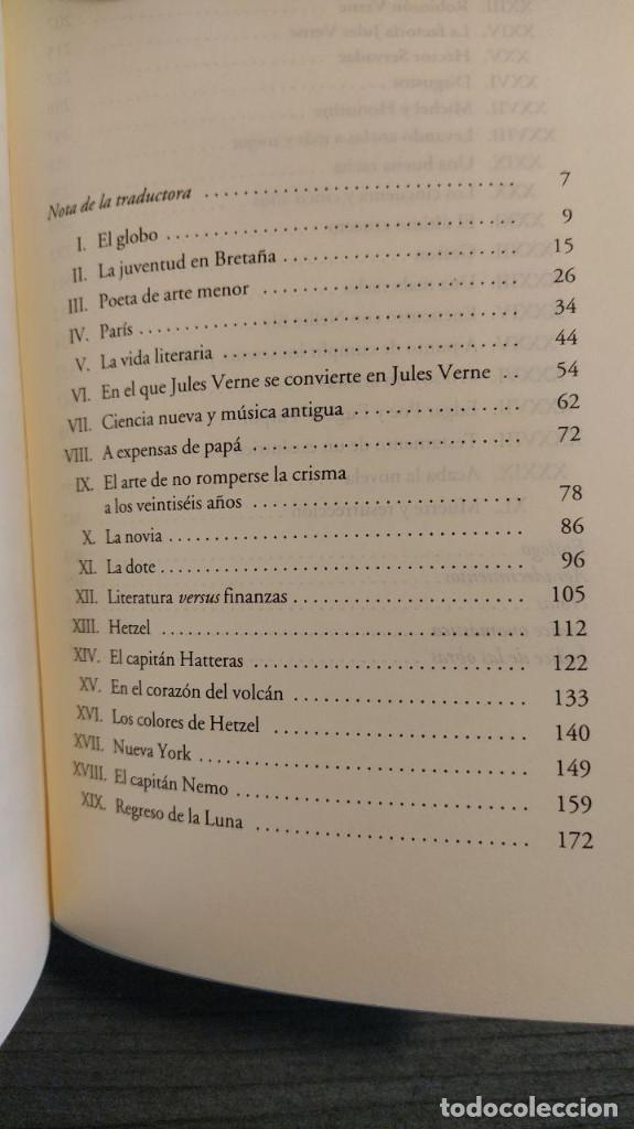 Libros de segunda mano: Jules Verne Herbert Lottman, Anagrama - Foto 8 - 194247682