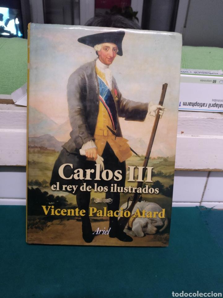 VICENTE PALACIO ATARD. CARLOS III. ARIEL 2006 (Libros de Segunda Mano - Biografías)