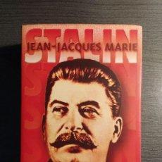 Libros de segunda mano: STALIN JEAN-JACQUES MARIE EDICIONES PALABRA . Lote 194250896