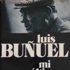 Libros de segunda mano: MI ÚLTIMO SUSPIRO. LUIS BUÑUEL. PLAZA&JANES. Lote 194299011