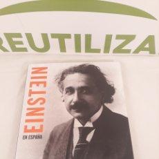 Libros de segunda mano: EINSTEIN EN ESPAÑA.PUBLICACIONES DE LA RESIDENCIA DE ESTUDIANTES.. Lote 194306946