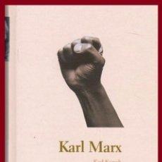 Libros de segunda mano: B3584 - KARL MARX. KARL KORSH. BIOGRAFIAS. PROTAGONISTAS DE LA HISTORIA. EDICIONES FOLIO.. Lote 194321340