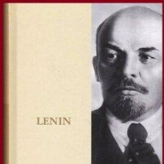 Libros de segunda mano: B3587 - LENIN. DIEZ DEL CORRAL. BIOGRAFIAS. PROTAGONISTAS DE LA HISTORIA. EDICIONES FOLIO.. Lote 194326915