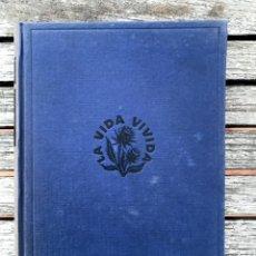 Libros de segunda mano: DEMASIADO...DEMASIADO PRONTO. AUTORA, DIANA BARRYMORE. AUTOBIOGRAFIA. EDITORIAL LUIS DE CARALT 1960. Lote 194339503