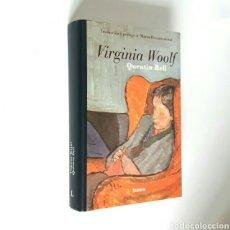 Libros de segunda mano: QUENTIN BELL. VIRGINIA WOOLF. LUMEN, 2003. 702 PÁGS.+ LÁMS. TAPA DURA CON SOBRECUBIERTA. Lote 194351436