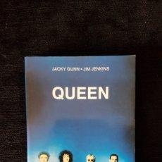 Libros de segunda mano: QUEEN - JACKY GUNN Y JIM JENKINS. Lote 194586111