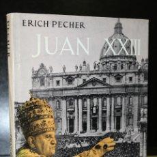Libros de segunda mano: JUAN XXIII. BIOGRAFÍA ILUSTRADA.. Lote 194723736