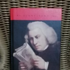 Libros de segunda mano: VIDA DE SAMUEL JOHNSON - JAMES BOSWELL. Lote 194872386