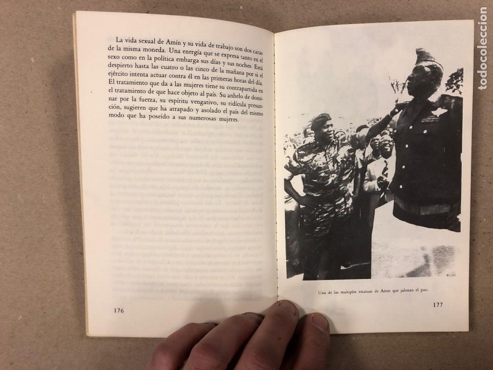 Libros de segunda mano: UN ESTADO SANGRIENTO. HENRY KYEMBA. GRIJALBO 1978. LA HISTORIA SECRETA DE IDI AMIN. - Foto 6 - 194876697