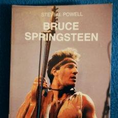 Libros de segunda mano: BRUCE SPRINGSTEN. Lote 194883662