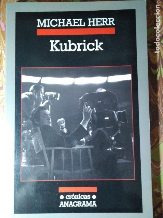 KUBRICK MICHAEL HERR (Libros de Segunda Mano - Biografías)