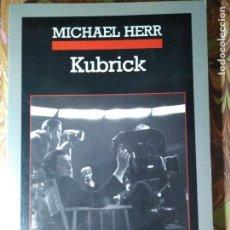 Libros de segunda mano: KUBRICK MICHAEL HERR. Lote 194893375