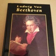 Libros de segunda mano: LUDWIG VAN BEETHOVEN (GRANDES BIOGRAFÍAS) EDICIONES RUEDA. Lote 194894156