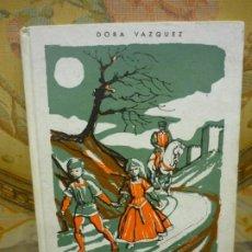 Libros de segunda mano: PALMA Y CORONA (HISTORIAS SANTAS), DE DORA VÁZQUEZ. EDITORIAL ESCUELA ESPAÑOLA, 1ª EDICIÓIN 1.964.. Lote 194898433