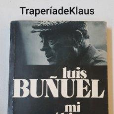 Libros de segunda mano: LUIS BUÑUEL - MI ULTIMO SUSPIRO - TDK129. Lote 194900845