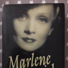 Libros de segunda mano: MARLENE DIETRICH, POR SU HIJA MARIA RIVA PLAZA JANES. Lote 194905436
