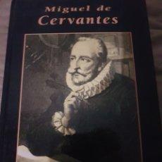Libros de segunda mano: BIOGRAFÍA DE MIGUEL DE CERVANTES. Lote 194957287