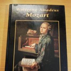 Libros de segunda mano: WOLFGANG AMADEUS MOZART. GRANDES BIOGRAFÍAS (EDICIONES RUEDA). Lote 195012653