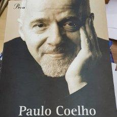 Libros de segunda mano: PAULO COELHO BIOGRAFIA D´UN NARRADOR (CATALÁN). Lote 195045061