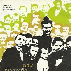 Libros de segunda mano: TERESIO BOSCO-DON BOSCO,UNA BIOGRAFÍA NUEVA.EDICIÓN PARA LA JUVENTUD.EDITORIAL CCS.1984.. Lote 195049047