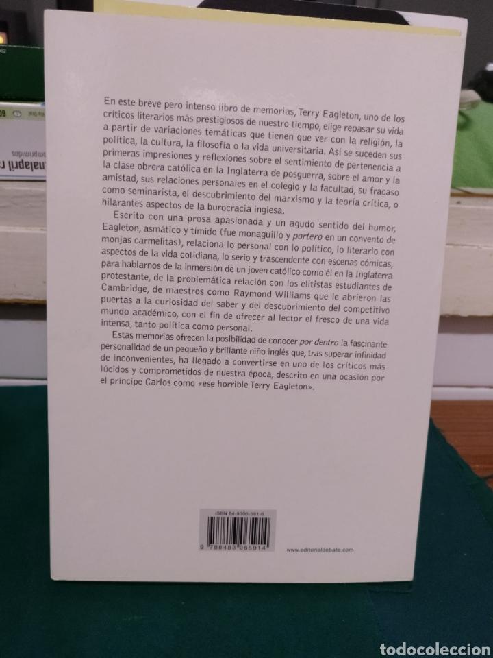 Libros de segunda mano: Terry Eagleton, el portero. Debate 2004,1a edición. - Foto 2 - 195149366