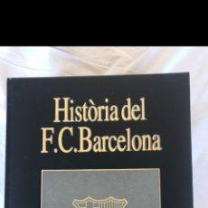 Libros de segunda mano: ENCICLOPEDIA F.C BARCELONA 6 VOLUMS EDITORIAL LABOR. Lote 195160512
