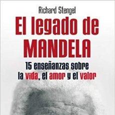 Libros de segunda mano: EL LEGADO DE MANDELA. Lote 195223001