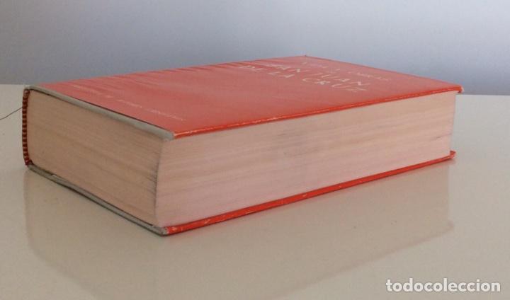 Libros de segunda mano: VIDA Y OBRAS DE SAN JUAN DE LA CRUZ. CRISOGONO DE JESUS. BIBLIOTECA DE AUTORES CRISTIANOS BAC. 1978 - Foto 2 - 195340368