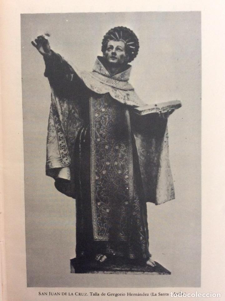 Libros de segunda mano: VIDA Y OBRAS DE SAN JUAN DE LA CRUZ. CRISOGONO DE JESUS. BIBLIOTECA DE AUTORES CRISTIANOS BAC. 1978 - Foto 4 - 195340368