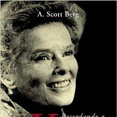 Libros de segunda mano: RECORDANDO A KATE. A. SCOTT BERG. Lote 195341596