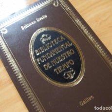 Libros de segunda mano: GALILEO, DE STILLMAN DRAKE. BIOGRAFIA. BIBLIOTECA FUNDAMENTAL ALIANZA NM 86. Lote 195342181