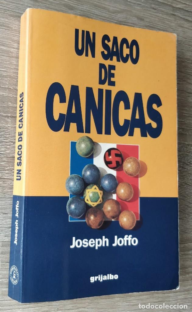 UN SACO DE CANICAS. JOSEPH JOFFO (Libros de Segunda Mano - Biografías)