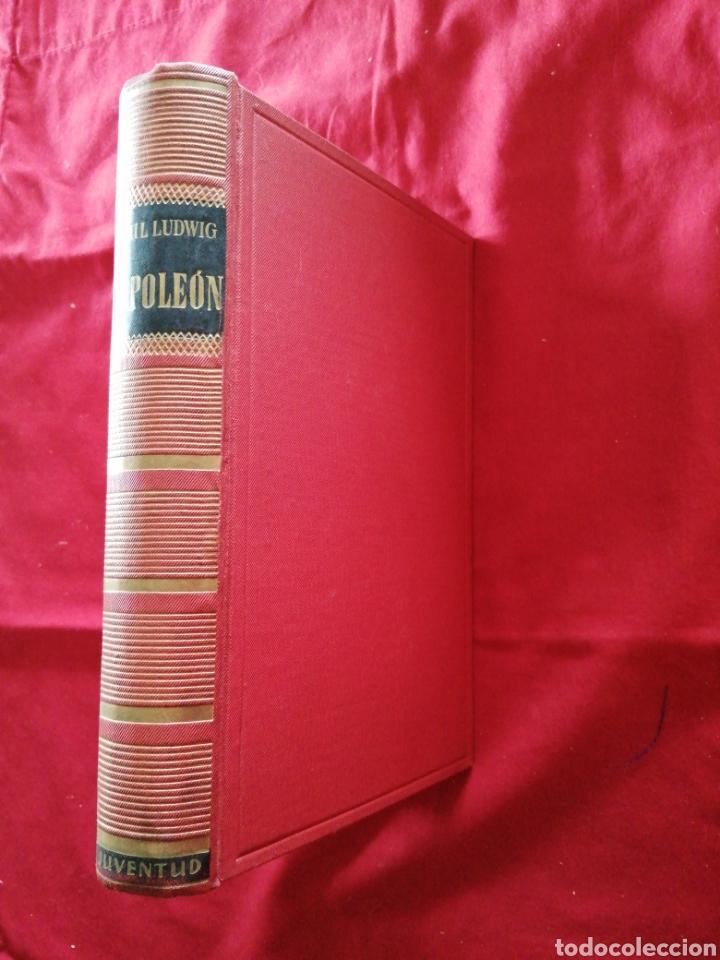 Libros de segunda mano: NAPOLEON. EMIL LUDWG - Foto 2 - 195381403
