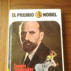 Libros de segunda mano: EL PREMIO NOBEL Nº 11 JUAN RAMON JIMENEZ EDICIONES AFHA 1981. Lote 195394488