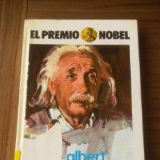 Libros de segunda mano: EL PREMIO NOBEL Nº 9 ALBERT EINSTEIN EDICIONES AFHA 1980. Lote 195394622