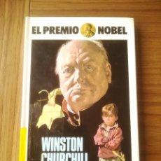 Libros de segunda mano: EL PREMIO NOBEL Nº 7 WINSTON CHURCHILL EDICIONES AFHA 1982. Lote 195394703