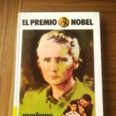 Libros de segunda mano: EL PREMIO NOBEL Nº 4 MADAME CURIE EDICIONES AURIGA 1982. Lote 195394796