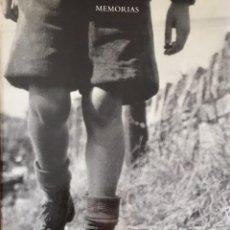 Libros de segunda mano: INFANCIA, MEMORIAS. J.M.COETZEE. Lote 195396477