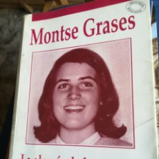 Libros de segunda mano: MONTSE GRAS ES LA ALEGRÍA DE LA ENTREGA JOSÉ MIGUEL CEJAS RIALP 1993. Lote 195396687
