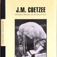 Libros de segunda mano: ELIZABETH COSTELLO. J.M.COETZEE. Lote 195398192