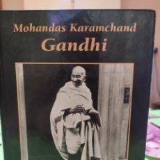 Libros de segunda mano: BIOGRAFÍA GANDHI. Lote 195464172