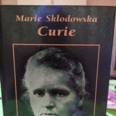 Libros de segunda mano: BIOGRAFÍA MARIE CURIE. Lote 195464290